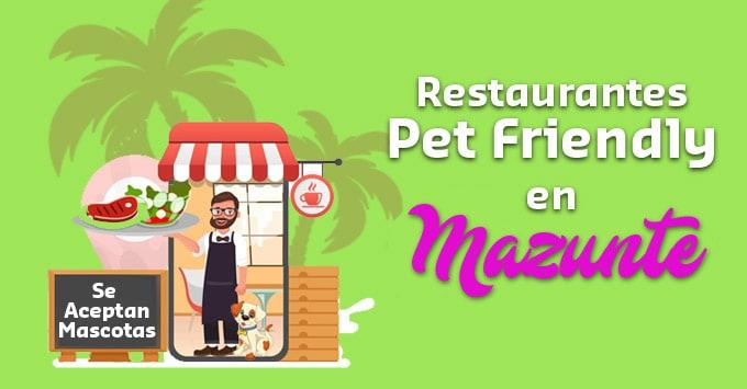 restaurantes pet friendly mazunte